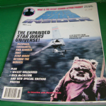 Star Wars Insider Magazine issue 31 The expanded star wars univese
